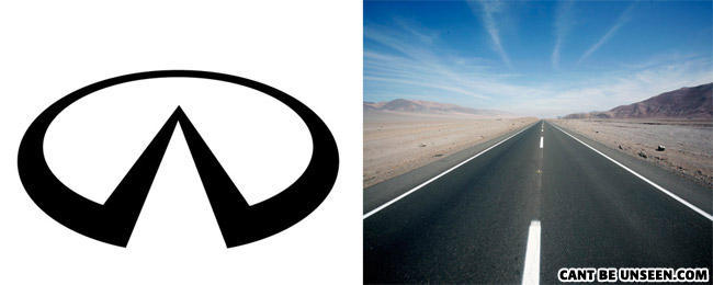 - infiniti cars move beyond the horizon